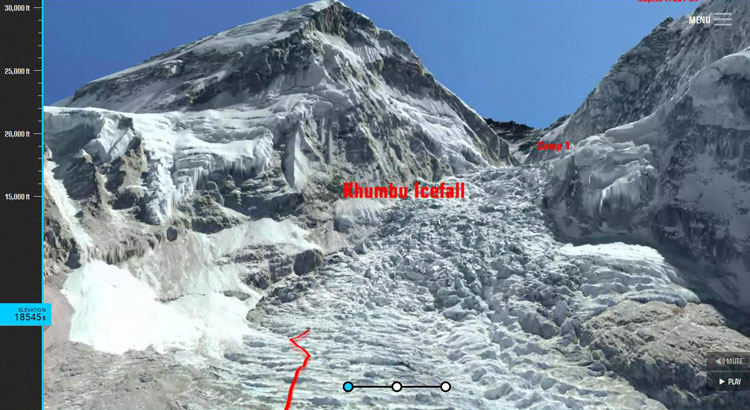 Everest-Ascension
