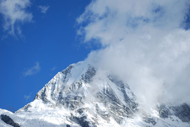 Météo de l'Everest