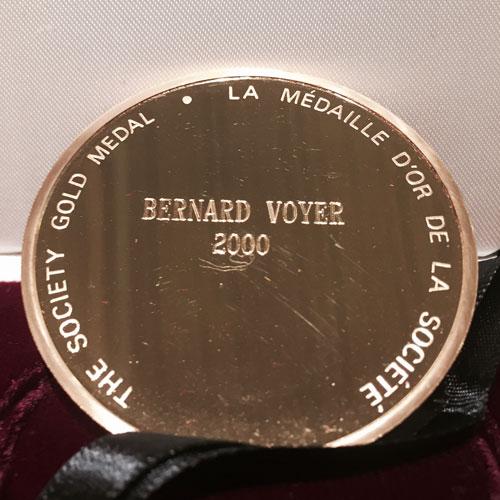 Médaille-verso